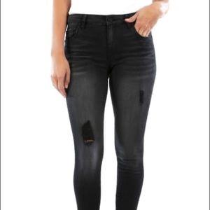 Brand New Black High Waisted Skinny Jeans